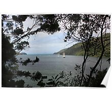 Whitsunday Islands Poster