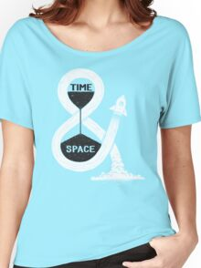 Time & Space Women's Relaxed Fit T-Shirt