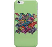 Tesselromp iPhone Case/Skin