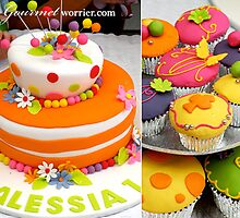 Let them eat cake! by MsGourmet