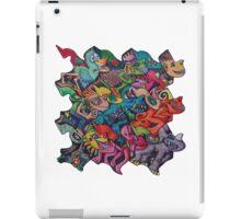 Tesselromp iPad Case/Skin