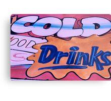 cold drinks! Metal Print