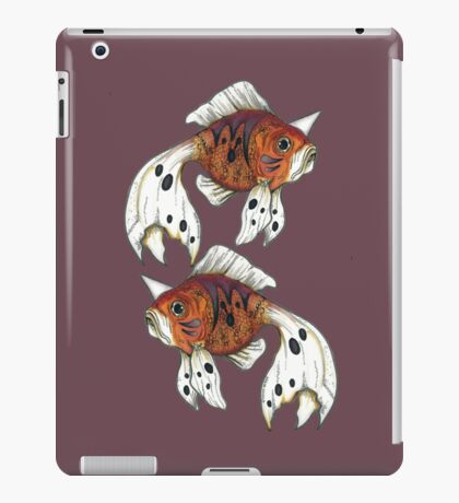 Seaking (v2) iPad Case/Skin