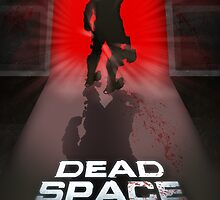 Dead Space 2 - Isaac Clarke Print/Poster by SuchPsycho