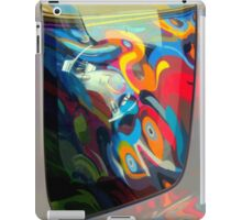 In The Driver's Seat iPad Case/Skin