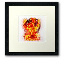 Natsu dragon slayer Framed Print