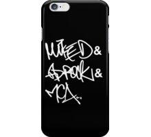 Those Boys... iPhone Case/Skin
