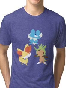 Kalos Starters [Minimalistic] Tri-blend T-Shirt