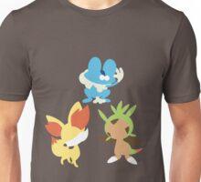 Kalos Starters [Minimalistic] Unisex T-Shirt