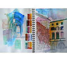 Italy 4 Photographic Print