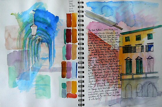 Italy 4 by Richard Sunderland