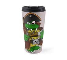 """The Kaptain"" Travel Mug"