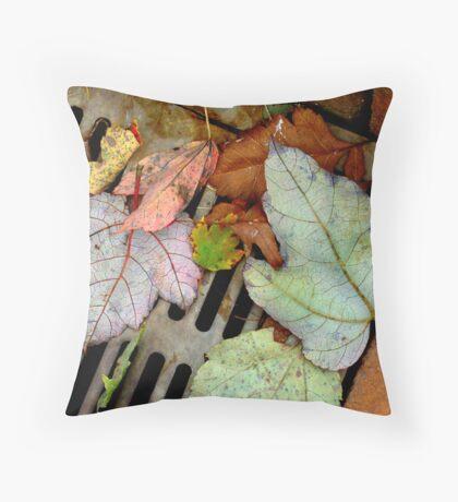 Autumn Moods 3 Throw Pillow