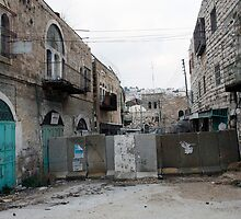 Hebron Ghost Town 07 by Jason Moore