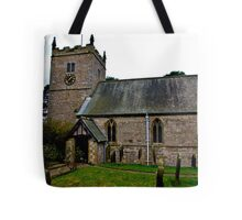 The Church - Nunnington. Tote Bag