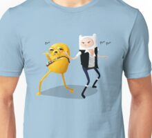 Finn-Solo and Jakey Unisex T-Shirt