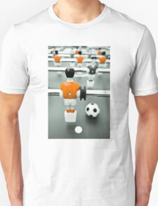 Table Football 02B - Defender | Orange T-Shirt