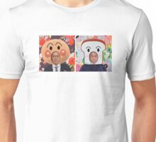 Anpanman Matsumoto and Shokupanman Hamada Unisex T-Shirt