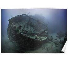 The Wreck Poster