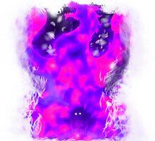 Natsu dragon force (purple) by sharaizgx