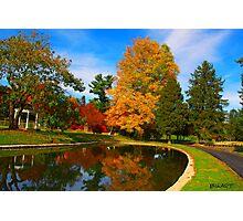 October in Pennsylvania #3 Photographic Print