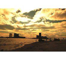 Before sunset... Photographic Print