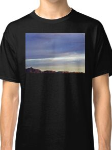 Evening Mountains Classic T-Shirt