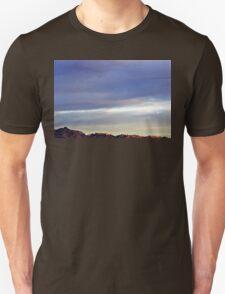 Evening Mountains Unisex T-Shirt