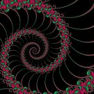 Spiral:   Christmas Spiral #2 by myxtl