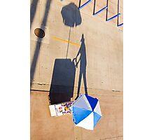 Shadow À la mode Photographic Print