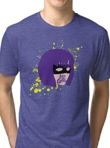 Hit-Girl Tri-blend T-Shirt