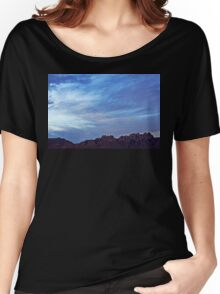 Organ Mountains Women's Relaxed Fit T-Shirt