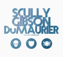 Scully, Gibson, Du Maurier Kids Clothes