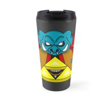 """Ganon's Triforce"" Travel Mug"