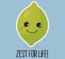 Zest for life! by Zombride