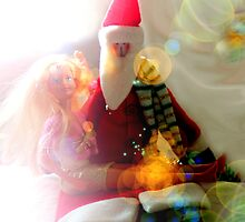 How Santa Spends Summer by Lynn Ede