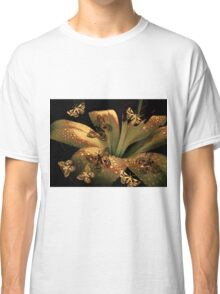 Lily and Butterflies Classic T-Shirt