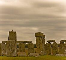 Autumnal Stonehenge by Jonathan Doherty