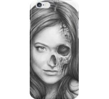 Dr. Hadley, Thirteen, Olivia Wilde Portrait, House MD Art iPhone Case/Skin