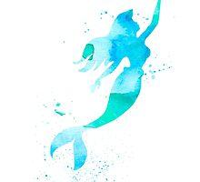 The Little Mermaid by sferyn
