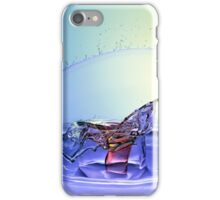 Burst in Colours iPhone Case/Skin