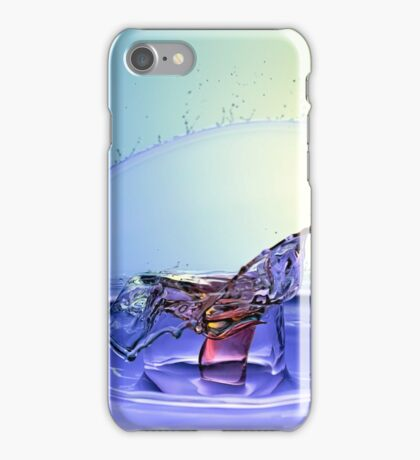 Burst in Colours iPhone Case/Skin