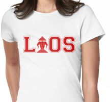 LAOS Womens Fitted T-Shirt