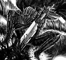 berserker armor II by waj2000