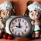 Campbell's Soup Kids Clock by Diane Arndt