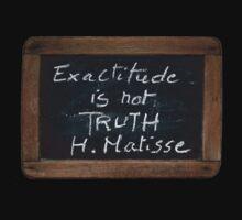Matisse's Quote T-Shirt
