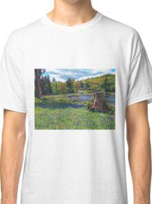 Cragside Bluebells Classic T-Shirt