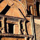 Tumacacori Facade by Linda Gregory