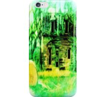 Grand-dad Lived Here iPhone Case/Skin
