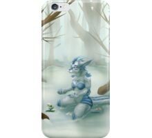 Winter is Melting Away iPhone Case/Skin